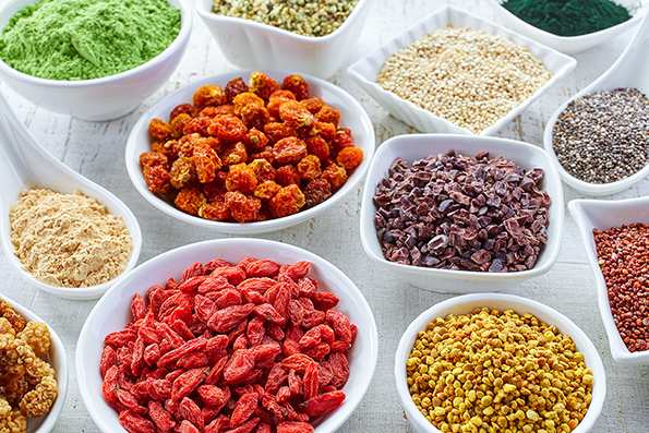 Just Add One New Superfood A Week!
