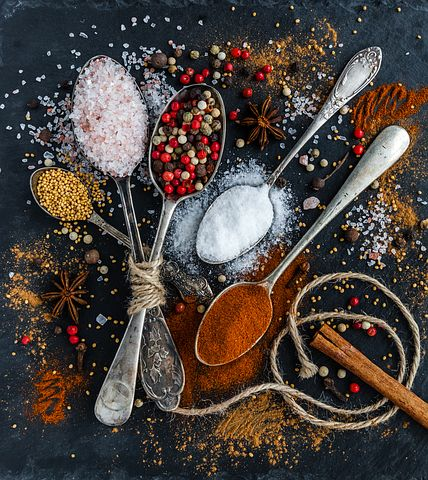 Stock Up On Spices! There Is An Abundance Of Antioxidants In Them!